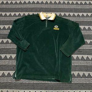Vintage Green Bay Packers Jacket
